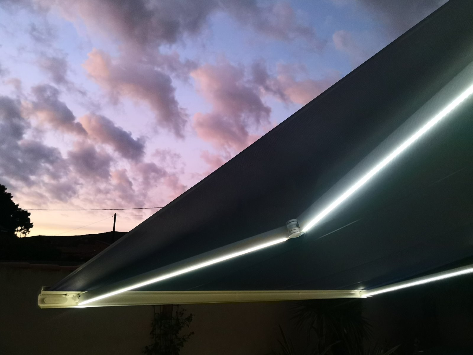 LED STORE BANNE EXTERIEUR PLAN DE CAMPAGNE